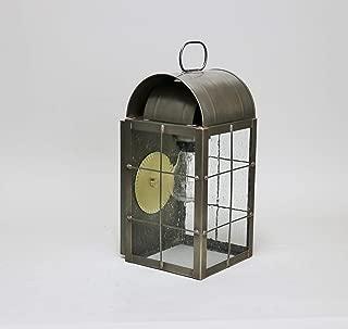 product image for Brass Traditions 121 SHDB Medium Wall Lantern 100 Series , Dark Brass Finish 100 Series Wall Lantern
