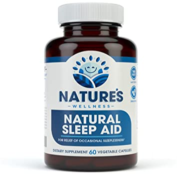 Amazon.com: Potente ayuda natural para dormir para adultos ...