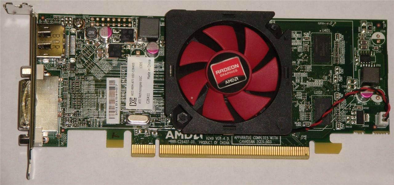 ATI Radeon HD 4650 PCI-e Low Profile DVI 512MB Video Card