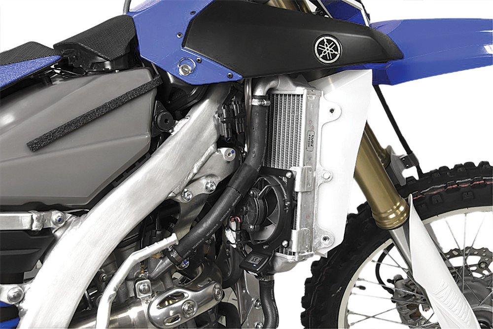 Trail Tech TTV Digital Cooling Fan - Yamaha YZ250FX, WR250F - 2015 _732-FN9