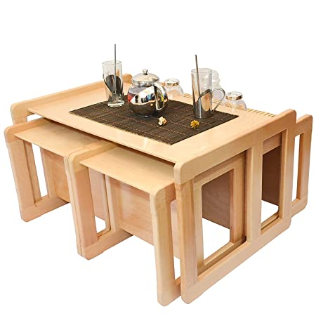 3 in 1 adults multifunctional nest of coffee tables set of 5 or 3 in 1 adults multifunctional nest of coffee tables set of 5 or childrens multifunctional furniture watchthetrailerfo