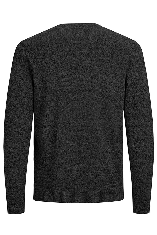 Fall Winter 19 Jack /& Jones Luxury Fashion Mens 12137194GREY Grey Sweater