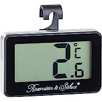 Rosenstein & Söhne Autothermometer: digitale vries- en koelkastthermometer (diepvriesthermometer digitaal)