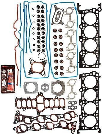 Fits Ford Crown Victoria V8 4.6 Vin W SOHC Full Gasket Set