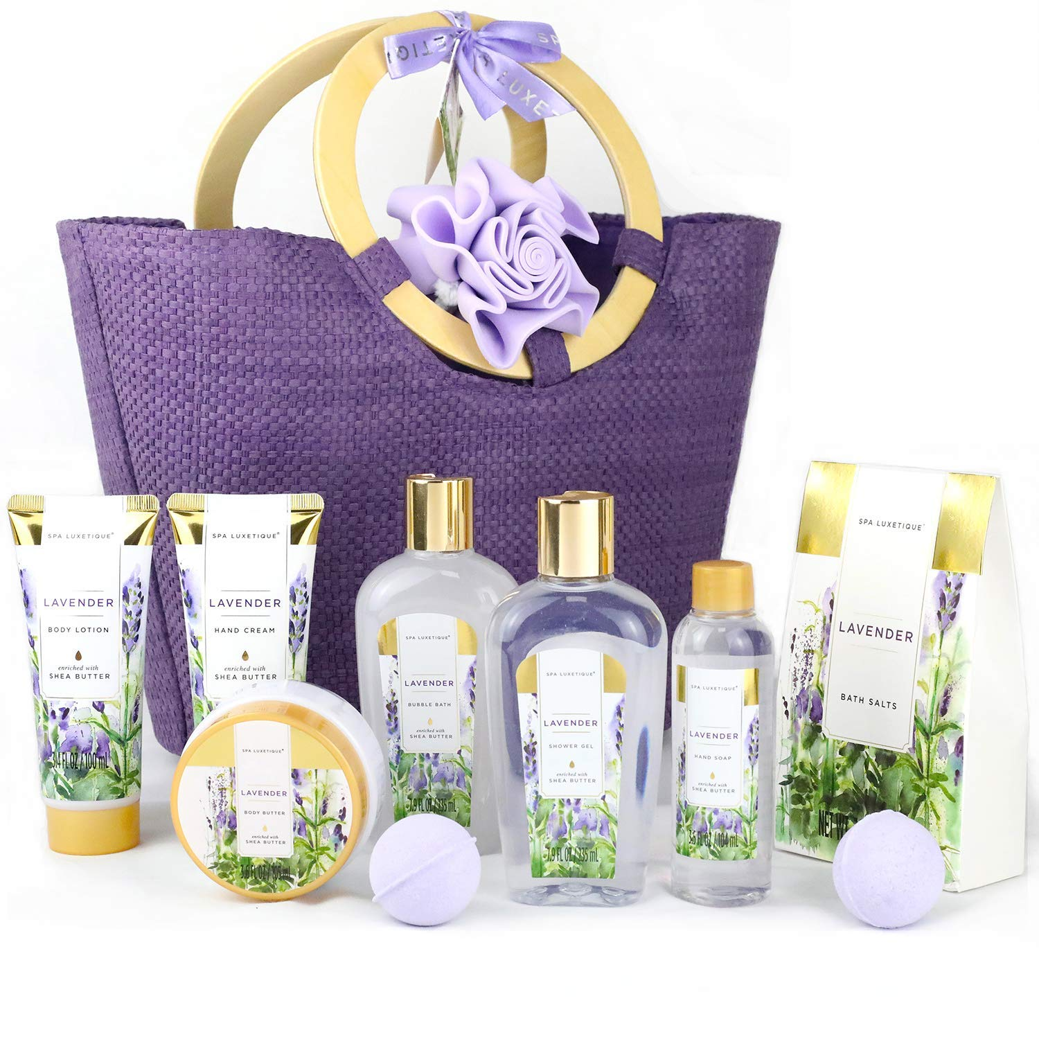 Spa Luxetique Gift Baskets Review
