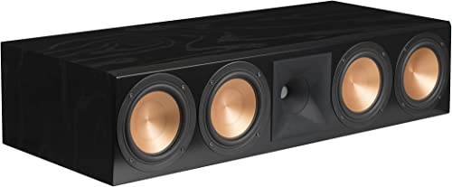 Klipsch 1064562 RC-64 III Center Channel Speaker Black Ash