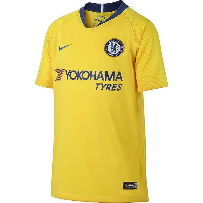 Amazon.com: Nike 2018-2019 Chelsea Away - Camiseta de fútbol ...