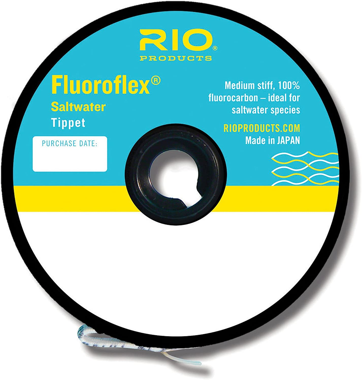 Rio FLUOROFLEX SALTWATER TIPPET 30YD 12LB