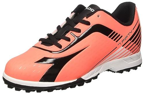 14e808f4 Diadora 7fifty TF, Zapatillas de fútbol Sala para Hombre, Rojo (Rosso  Fluo/Nero), 40.5 EU: Amazon.es: Zapatos y complementos