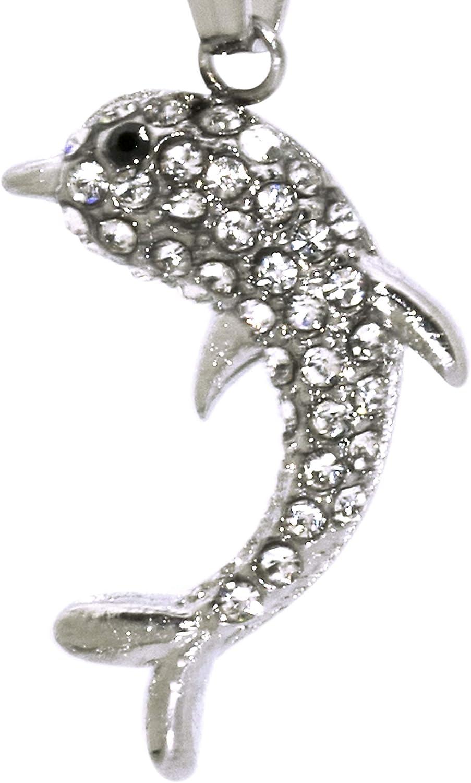 Dije Colgante De Pescado fabricación de joyas X4