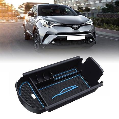 Apoyabrazos para coche,Accesorios para el automóvil caja de apoyabrazos de la consola central en