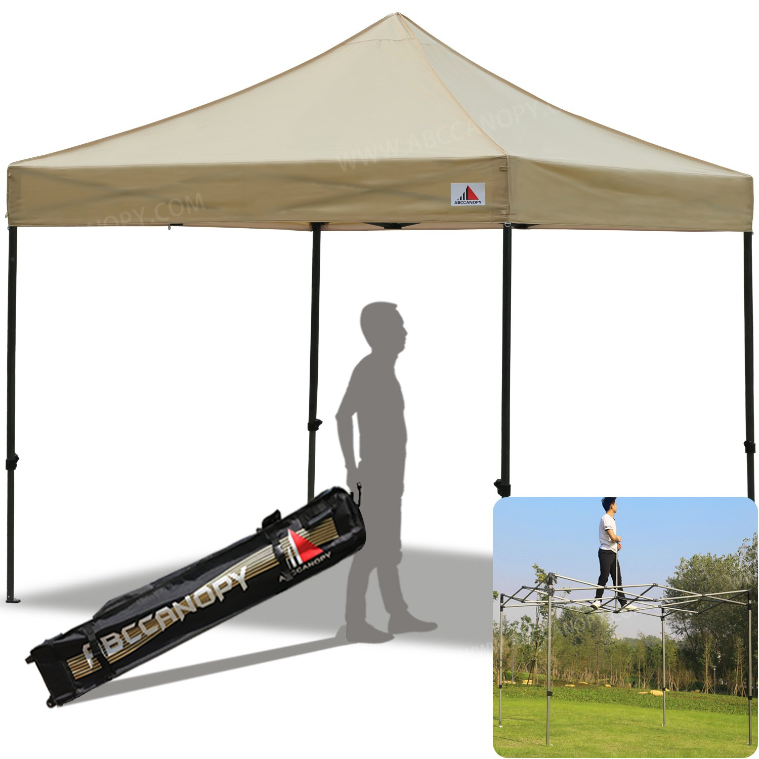 (30+colors)Abccanopy Kingkong-series 10 X 10-feet Commercial Instant  sc 1 st  Amazon.com & Best Rated in Outdoor Canopies u0026 Helpful Customer Reviews - Amazon.com
