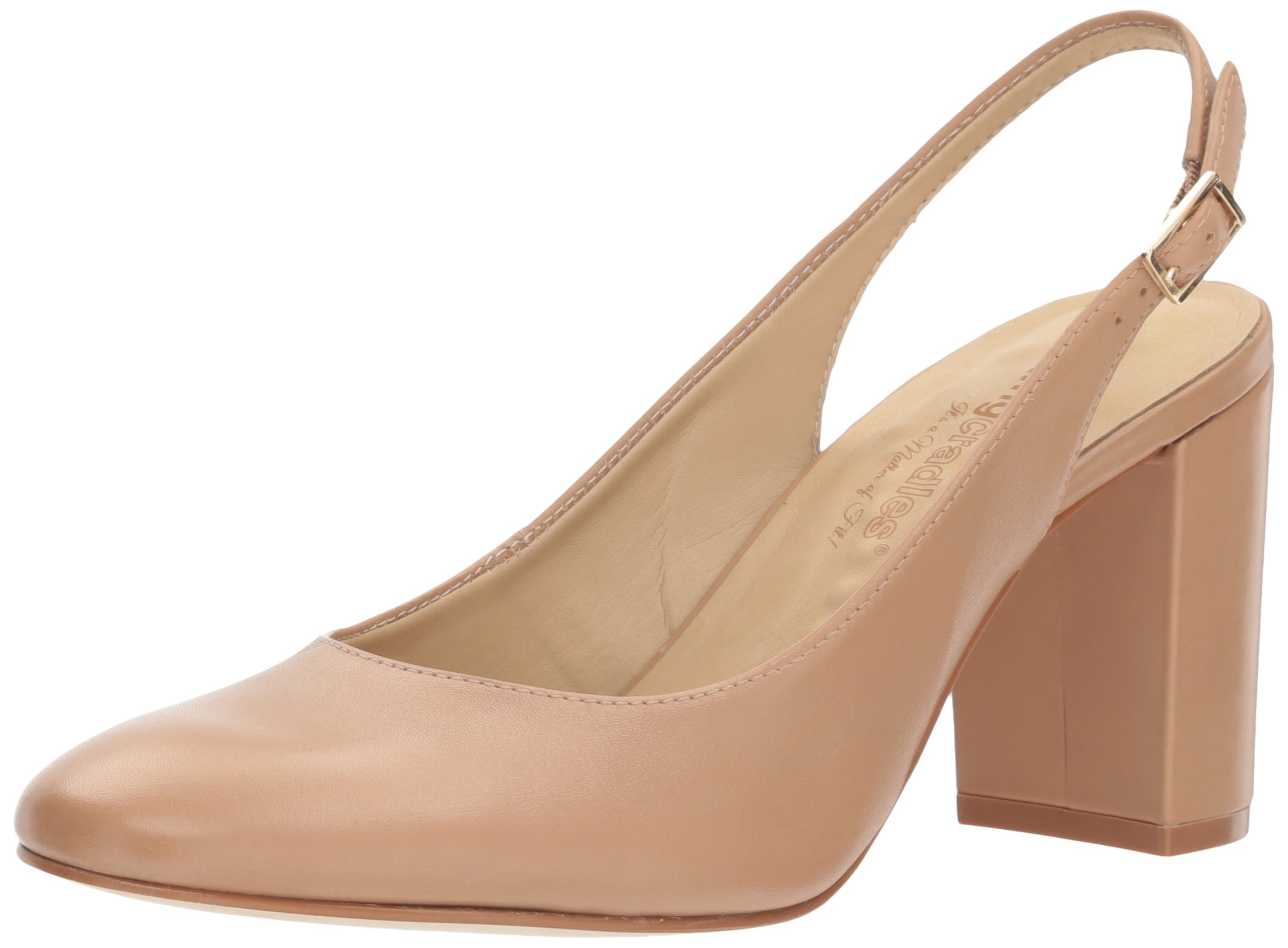 Ros Hommerson Women's Antoinette Pump,White,9 W US by Ros Hommerson