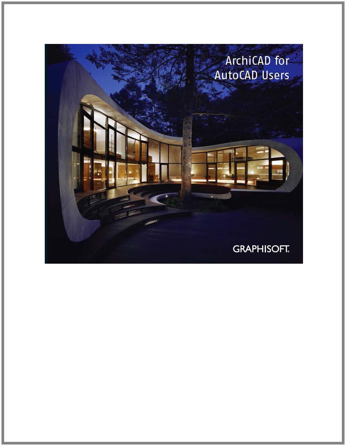 ArchiCAD for AutoCAD Users: Scott MacKenzie, Simon Gilbert