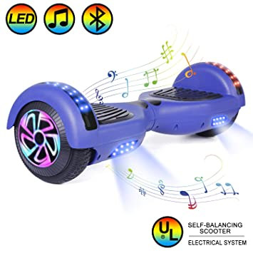 HOVER ONE 2 Wheels Self Balancing Electric Scooter, 6.5