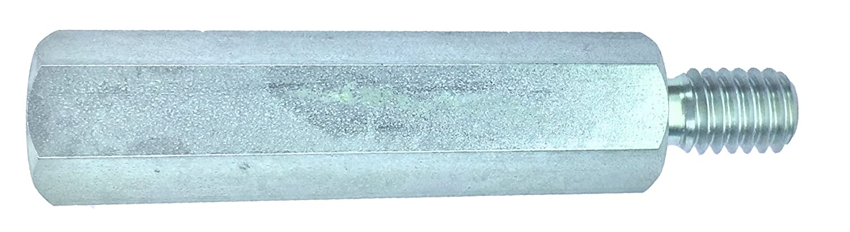Lyn-Tron 0.1875 Width Pack of 10 18-8 Stainless Steel Male-Female 4-40 Screw Size 0.312 Body Length