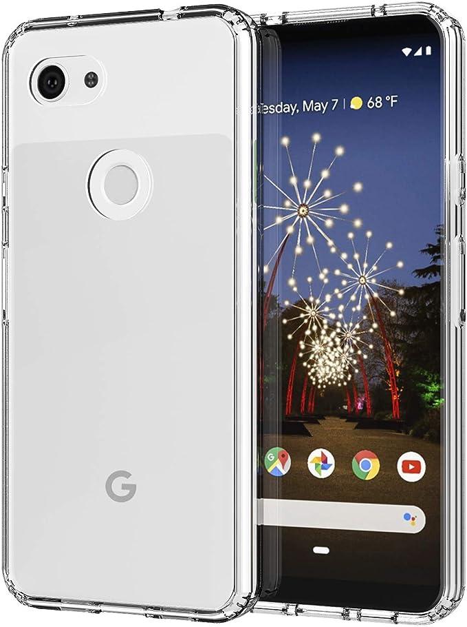 MoKo - Carcasa para Google Pixel 3a XL, Carcasa rígida ...