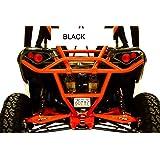 Dragonfire Racing Rear Bumper Race Pace Blk 01-2210