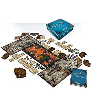 Knight Models Harry Potter Miniatures Adventure Game: Caja Básica ...