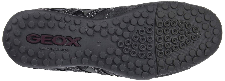 L Snake Geox Uomo Herren Slip On Sneaker n0mN8w