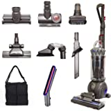 Dyson Ball (Formerly DC65) Animal+ | Allergy Complete Upright Vacuum with 8 Tools | HEPA Filtered | Corded (Silver - 8…