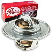 Gates Coolant Thermostat for 2008-2010 Ford F-250 Super Duty 6.4L V8 Antifreeze Coolant Engine Radiator Pump
