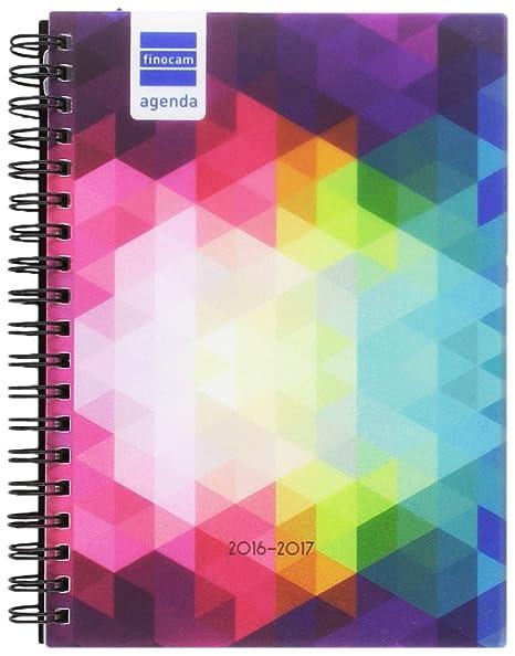 Finocam 1027744 - Agenda, diseño Geo: Amazon.es: Oficina y ...