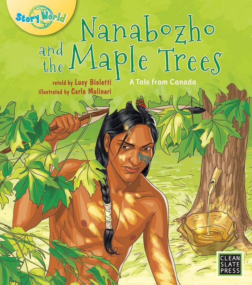 Nanabozho and the Maple Trees (Story World)