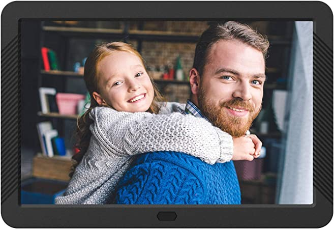 Atatat Digitaler Bilderrahmen 20 3 Cm 8 Zoll Ips Display