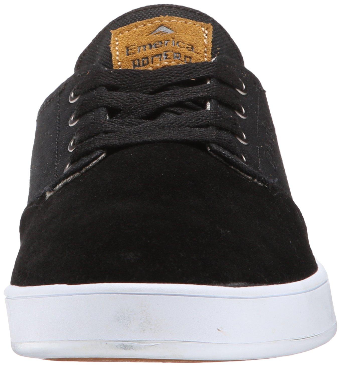 separation shoes 5494b 1a69e Emerica Laced B073Q2HTLM Laced by - Leo Romero - Zapatillas de  Skateboarding de ante hombre NegroMarrón fda7428 - alemdavoz.online