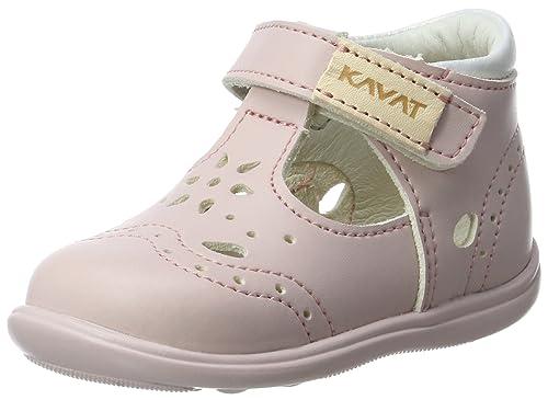 UK Verfügbarkeit gesamte Sammlung das Neueste Kavat Baby Mädchen Ängskär Lauflernschuhe