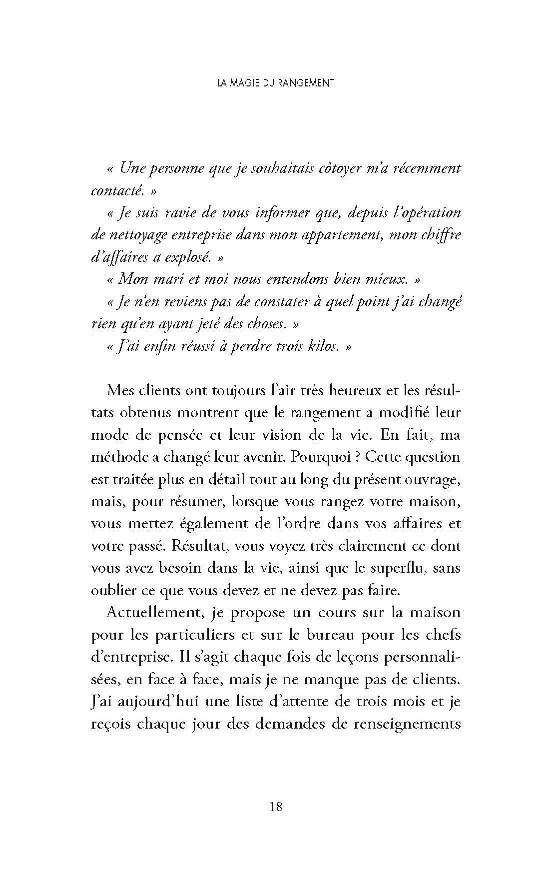 Amazon Fr La Magie Du Rangement Marie Kondo Livres