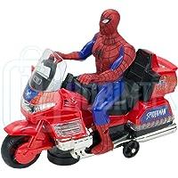 Spiderman Örümcek Adam Arabası Oyuncak Motosiklet