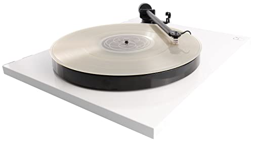 Rega Planar 1 Turntable Gloss White