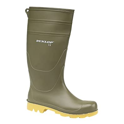 Universal PVC Welly/Mens Wellington Boots/Rain Boots