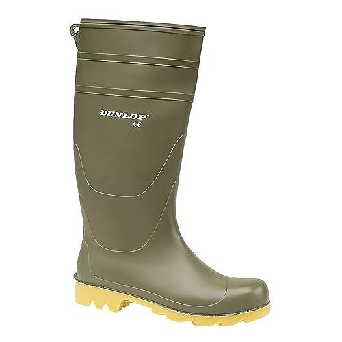 Zapatos verdes Dunlop para hombre KSYfSL