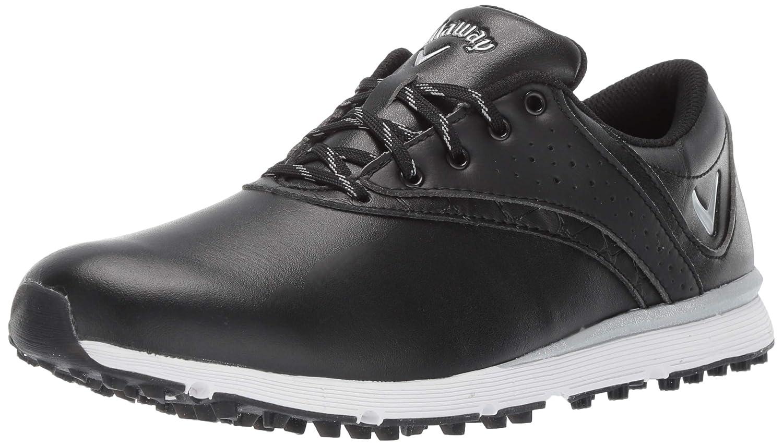 キャロウェイWomen's Pacificaゴルフシューズ、ブラック、7 BB US   B07GT654S8