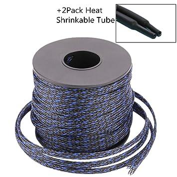 Funda para Cable, Protector de Cables y ocultador de 1/4 ...