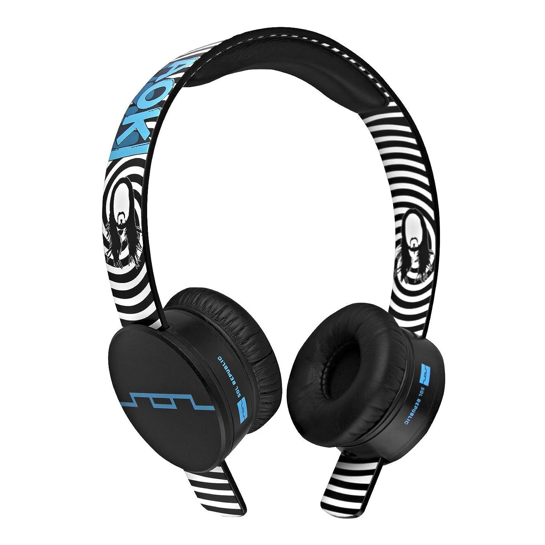 GENUINE SOL REPUBLIC Sound Track Headband Interchangeable FlexTech Turquoise