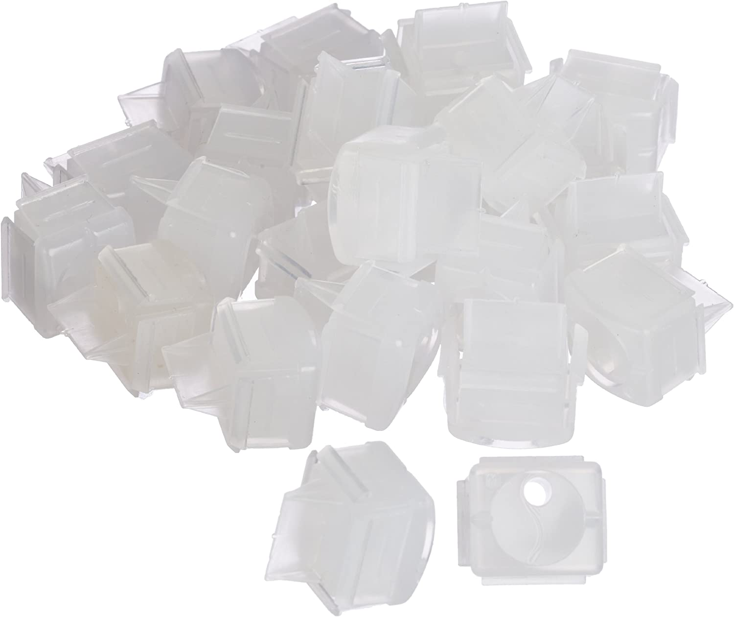 Clear Caretaker In-floor Cleaning Head Mini Nozzle 25 Pack
