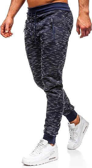 BOLF Hombre Pantalón De Chándal Jogger Pantalones Deportivos Dise?o Camuflaje Pantalón de Algodón Estilo Urbano Mix 6F6: Amazon.es: Ropa y accesorios