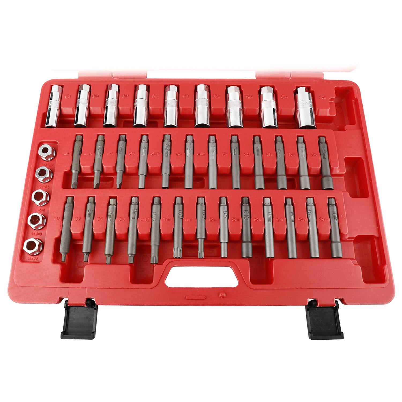 8MILELAKE 39Pcs Turnbuckle Installation Removal Tool