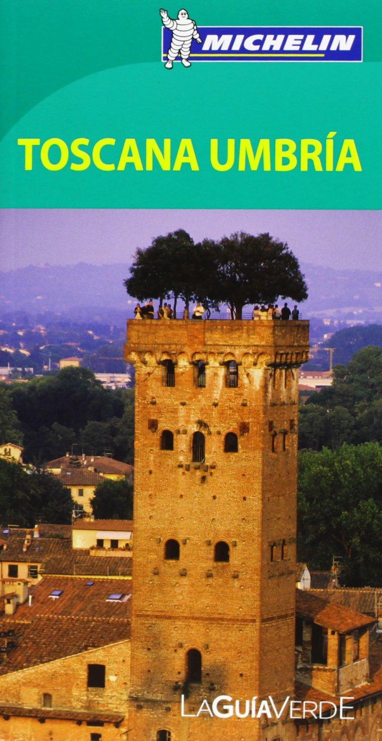 La Guía Verde Toscana Umbría: Amazon.es: Vv.Aa.: Libros