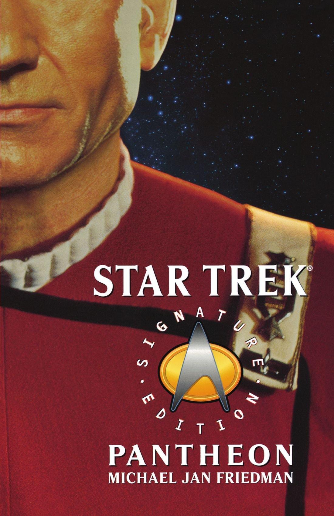 Star Trek: Pantheon, Signature Edition (Star Trek: The Original