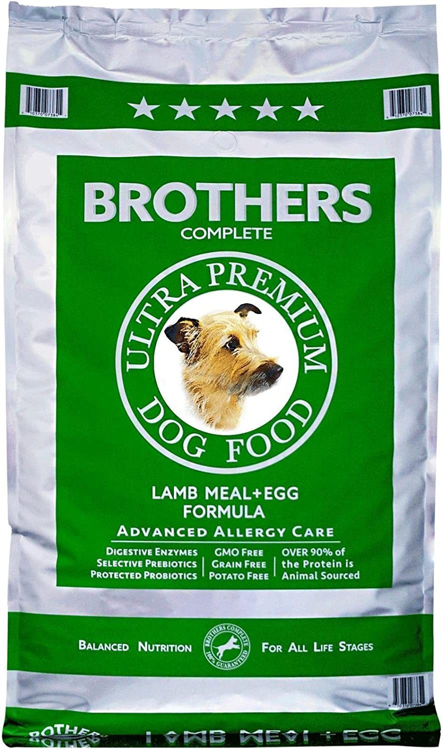 Brothers Complete Lamb Meal & Egg Allergy Care