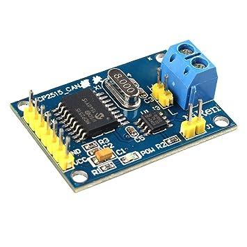 MCP2515 CAN Bus Module TJA1050 Receiver SPI Module For Arduino Raspberry Pi  51 ARM AVR DIY etc