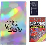 BTTF Grays Sports Almanac 1950-2000 Book Bag Back to the Future Props Marty McFly