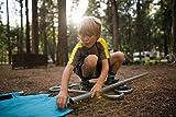 Disc-O-Bed Youth Kid-O-Bunk Benchable Camping Cot