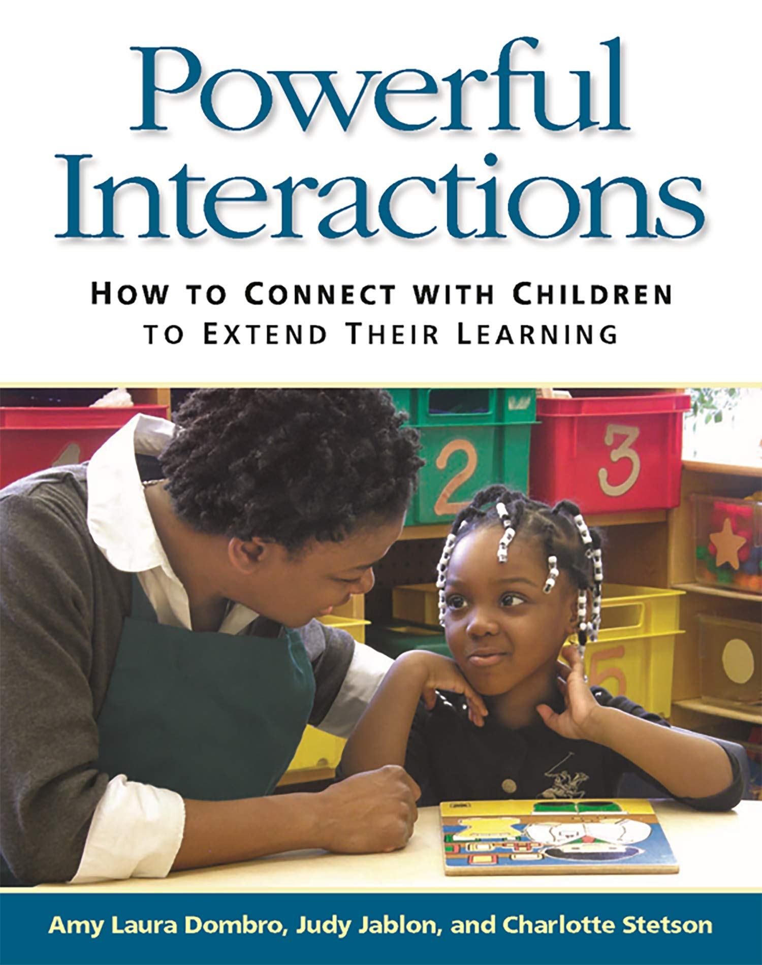 Powerful Interactions Connect Children Learning product image