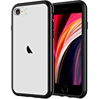 JETech Case for iPhone SE 2nd Generation, iPhone 8 and iPhone 7, 4.7-Inch, Shockproof Bumper Cover, Anti-Scratch Clear…